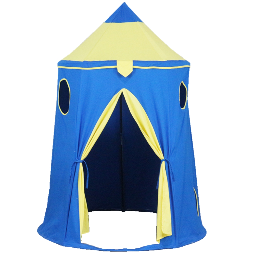 YT05 Castle tent-Portable Foldable Castle Play Tent