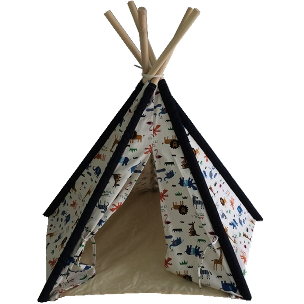 PT02 Pet tent-small animals home products pet supplies foldable pet tents
