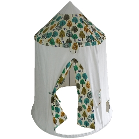 Castle Play Tent House Kids Furniture